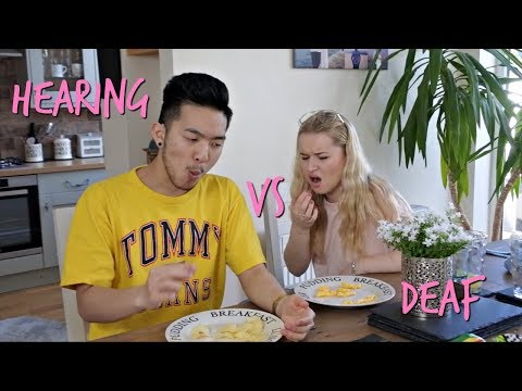 Hearing Cultures VS Deaf Cultures