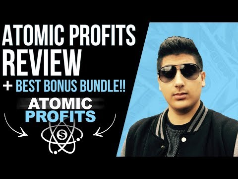 Atomic Profits Review - ✋STOP✋ Don't Buy Without My CUSTOM Bonuses!
