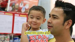 Video JANJI SUCI - Lucu! Papa Sama Rafathar Jalan Jalan Pake Motor (10/3/18) Part 2 MP3, 3GP, MP4, WEBM, AVI, FLV Maret 2019