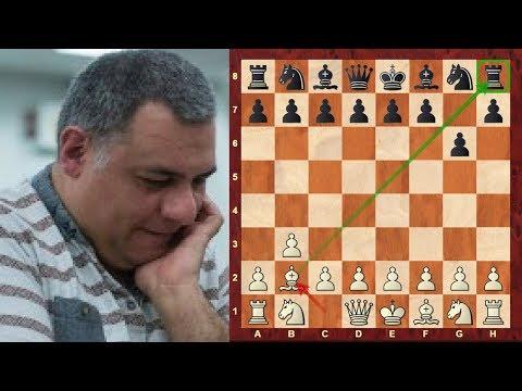 Funny Chess! LIVE Blitz Chess Game #596 vs MingChang (2318) Nimzovich-Larsen attack (Hillarious!)