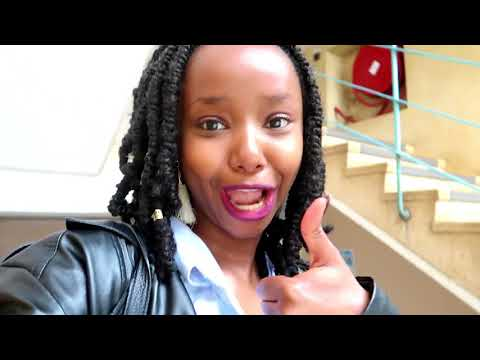 A Day In The Life Of A Mechanical Engineering Student / University Of Nairobi/ Wabosha Maxine