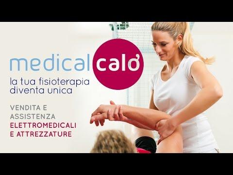 Elettromedicali per fisioterapia e attrezzature - Puglia e Basilicata - Medical Calò