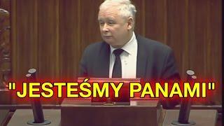 PiS to partia PANÓW. Polacy to GORSZY SORT.
