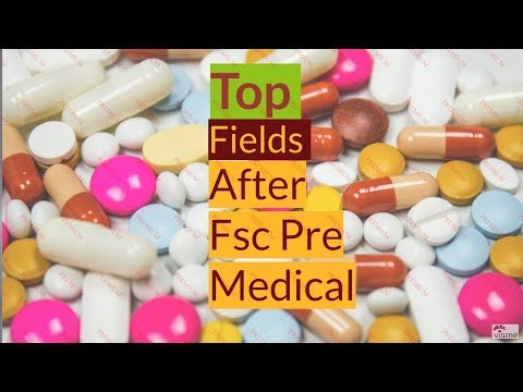 Fields for medical students after 12th in pakistan | Best Career options