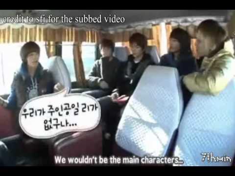 Key's skinship style 02: Onthighs (видео)