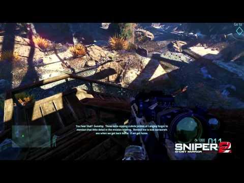 Sniper Ghost Warrior 2 Gameplay/Trailer (HD)