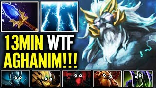Video Forev Zeus 13 min Aghanim Non Stop Spaming So Easy Game with Magic Hero (Arcana result) MP3, 3GP, MP4, WEBM, AVI, FLV Juli 2018