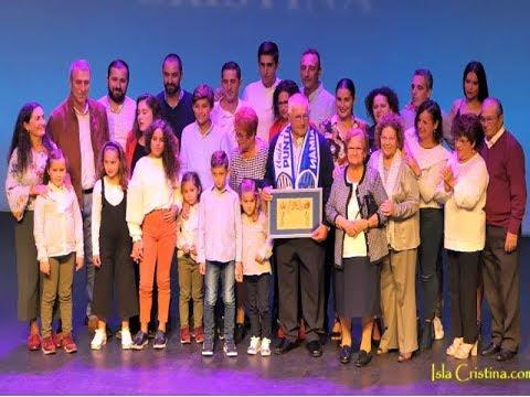 VII Gala Cantos a la Virgen del Mar, Homenaje a Nuestros Mayores