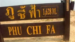 PHU CHI FA , THAI LAOS