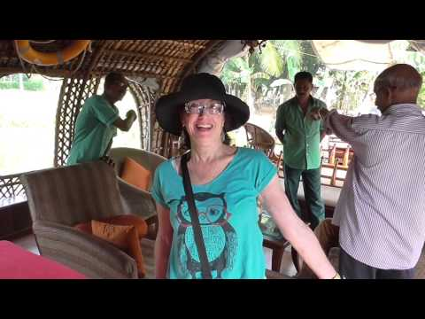 Video Great Houseboat Cruising Through Kerala Backwaters: Day 1 download in MP3, 3GP, MP4, WEBM, AVI, FLV January 2017