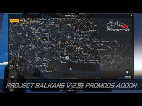 Project Balkans v2.5.1 1.28.x