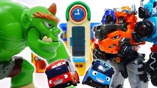 Video Go Go Dino-Core 2, Defeat Monster Bugs & Giant Ogre~! MP3, 3GP, MP4, WEBM, AVI, FLV Juli 2018