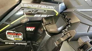 4. 2019 Polaris sportsman 850HO up grades and MODS
