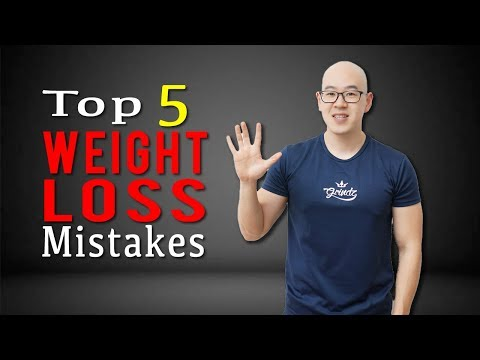 Weight loss pills - Top 5 Weight Loss Mistakes You Never Know You Were Making