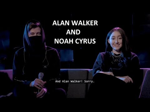 gratis download video - QA-With-Alan-Walker-And-Noah-Cyrus-Early-Release