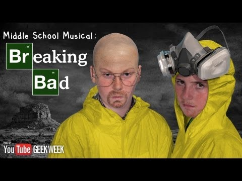 Kevin Fallon talks to Rhett & Link, the viral video gurus behind 'Breaking Bad: The Middle School Musical.'