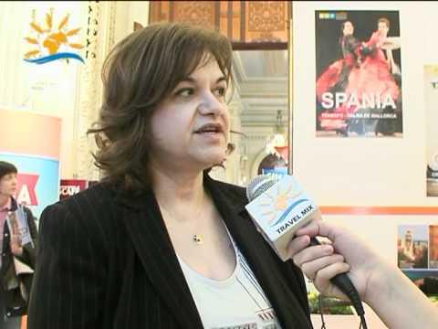 Interviu Adriana Goicea – Cocktail Holiday, Târg Holiday Market, 17-21 martie, Bucureşti – VIDEO