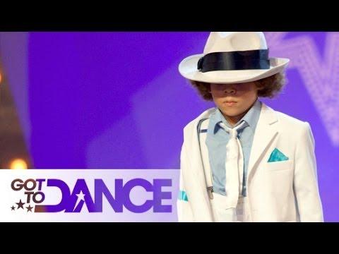 模仿魂燃燒!六歲小朋友大跳麥可舞,全場沸騰!