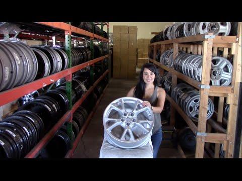 Factory Original Nissan Quest Rims & OEM Nissan Quest Wheels – OriginalWheel.com