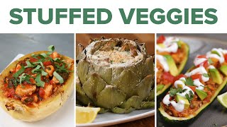 6 Delicious Stuffed Vegetables by Tasty