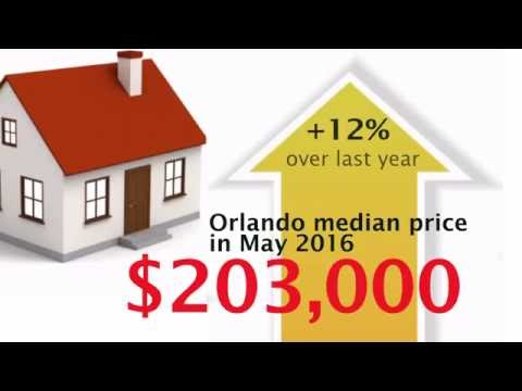 Orlando Housing Report - May 2016