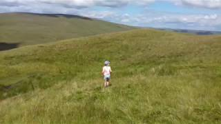 Bandari Scottish Soldier The Green Hills The Scottish Hills With A 3 Year Old Daughter Hillwalking