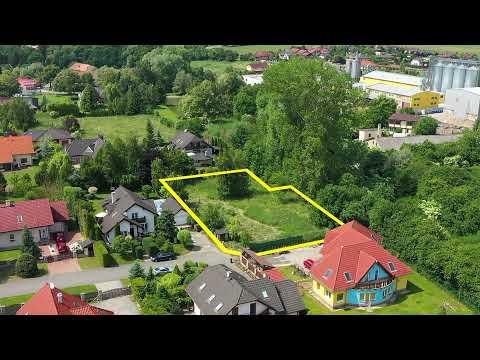 Video Prodej pozemku pro výstavbu rodinného domu v obci Křenice, okr. Praha - východ