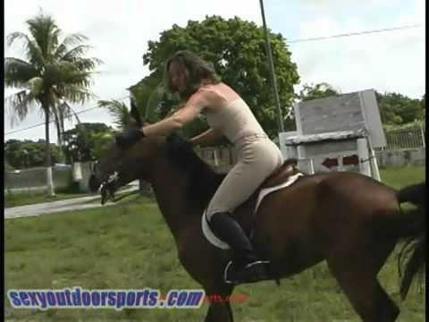 tight pants horse riding  wmv