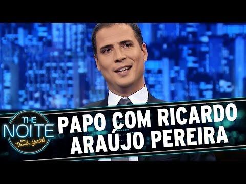 Entrevista com Ricardo Araújo Pereira no