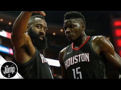 Video: Rockets, James Harden losing Clint Capela is a 'damaging blow' - Paul Pierce | The Jump