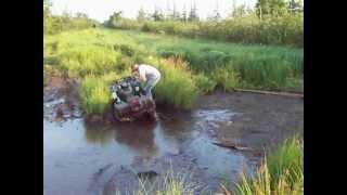 9. 2011 Honda Rancher 420 es