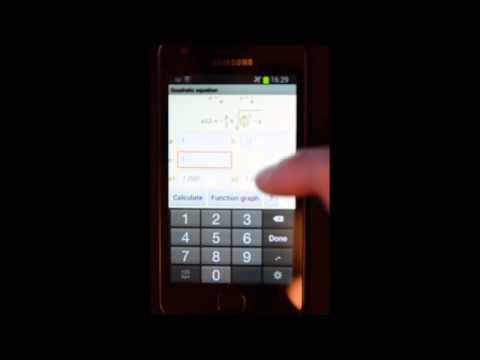 Video of Math Expert