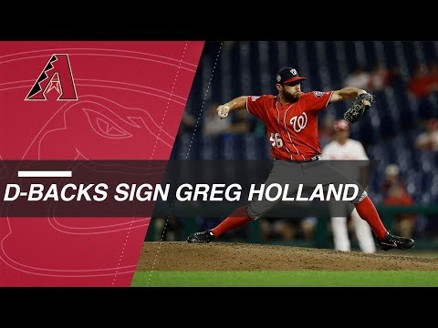 Video: Greg Holland to enter free agency this offseason
