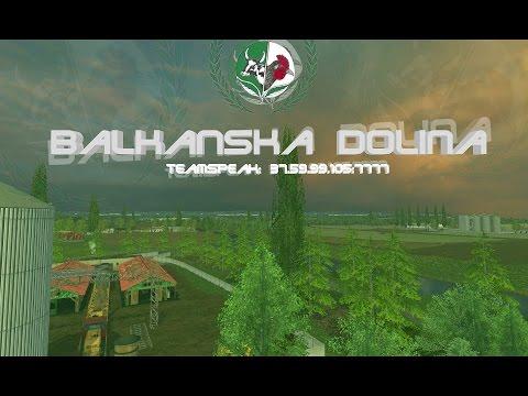 Balkanska Dolina v1.4.6 SoilMod