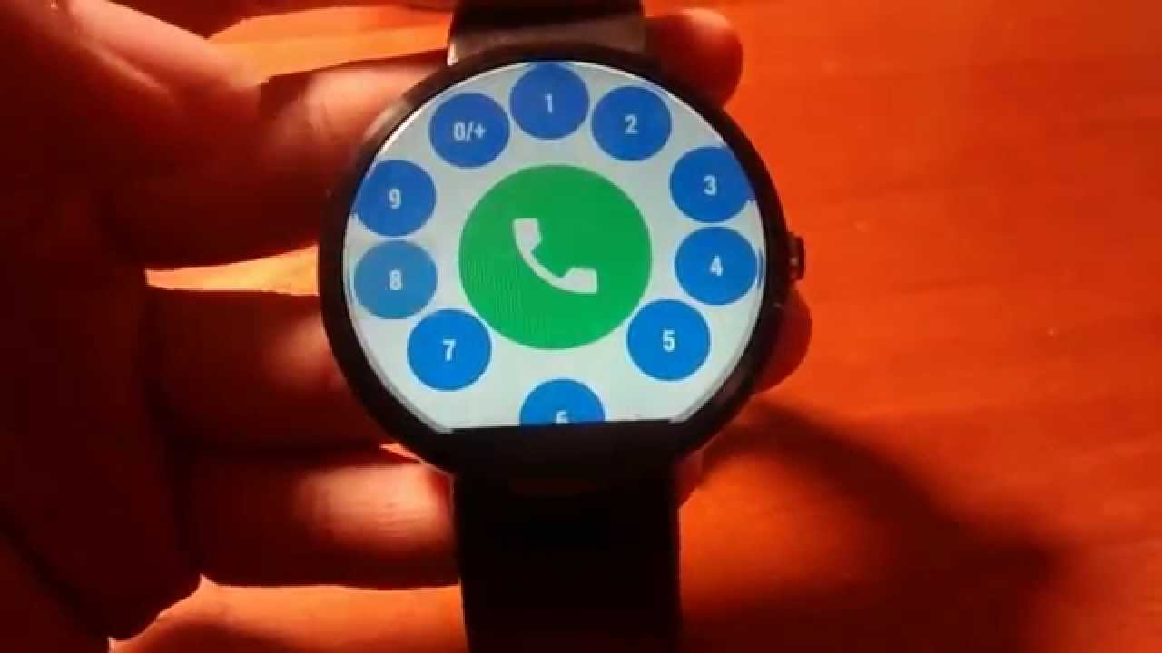Descargar Moto 360 Demo of Apps Available – Browse the web! para Celular  #Android