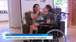 Justiça autoriza mães de Marília a cultivar maconha para tratar filhos com canabidiol
