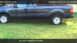 2006 Ford F150 STX - for sale in Brookside Village, TX 77581