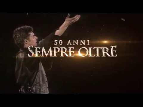 CLAUDIO BAGLIONI - UNA NOTTE DI NOTE LUNGA 50 ANNI!