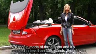 Volvo C70 (2010) Test Drive, Part 2