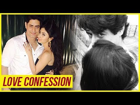 Mohit Raina CONFESSES His Love For Mouni Roy In PU