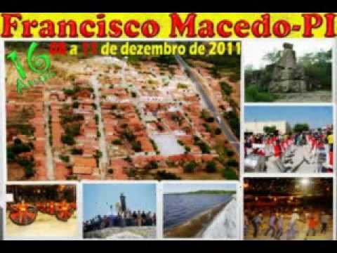 DIVULGAÇÃO 16 ANOS FCO MACEDO - DE 08 A 14 DE DEZEMBRO DE 2011.