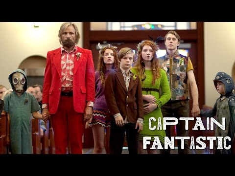 Captain Fantastic (Clip 'Dinner')