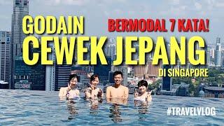 Download Video KE SINGAPURA GODAIN CEWE JEPANG BERBEKAL 7 KATA ft Titan Tyra dan JWestBros MP3 3GP MP4