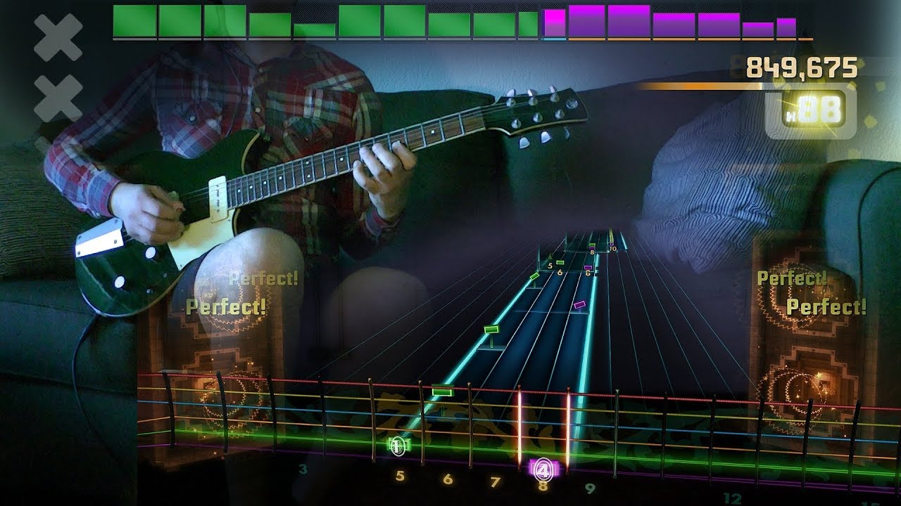 "Rocksmith Remastered – DLC – Guitar – 3 Doors Down ""Away From the Sun"""