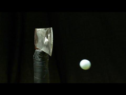 Golf Ball Meet Axe-AfterShow 3/24