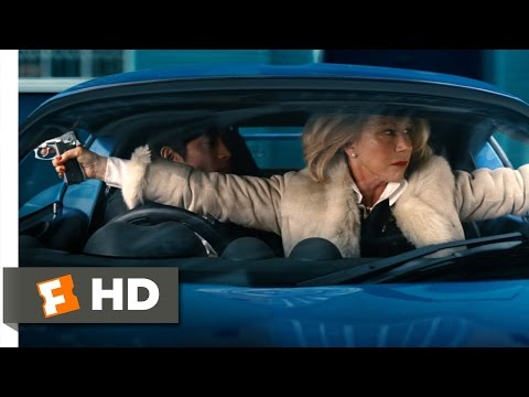 Red 2 (9/10) Movie CLIP - Weapons of Mass Destruction (2013) HD (видео)