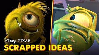 Video Pixar Did You Know? | Scrapped Film Ideas MP3, 3GP, MP4, WEBM, AVI, FLV April 2018