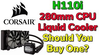 "Buy Corsair H110i 280mm --- @Amazon http://amzn.to/2t1lfom --- @NewEgg http://bit.ly/2sHzUIABuy Corsair H100i 240mm --- @Amazon http://amzn.to/2tpSbXc --- @NewEgg http://bit.ly/2t1bd6PPlaylist of all CPU Liquid Cooler Reviews - http://bit.ly/2tdnadNNote: The 280mm version (H110i) is the better choice if your case supports both sizes, however the 240mm version (H100i V2) works well if you cannot or do not want to update your case.Ryzen 7 1700 --- @Amazon http://amzn.to/2tVQbYA --- @NewEgg http://bit.ly/2tpXm9lRyzen 7 1700X --- @Amazon http://amzn.to/2tpSCAO --- @NewEgg http://bit.ly/2t1jkA5Ryzen 7 1800X --- @Amazon http://amzn.to/2t1s2yo --- @NewEgg http://bit.ly/2v2JjJaIntel i7-7700K --- @Amazon http://amzn.to/2v33nek --- @NewEgg http://bit.ly/2tHyOMJIntel i7-7820X --- @Amazon http://amzn.to/2t1eyCG --- @NewEgg http://bit.ly/2ukv6K0AMD Threadripper is coming in August 2017 and will also be a good CPU to use this liquid cooler on, assuming Corsair offers a mounting bracket for it.If you have an older CPU such as i7-2600K or FX-8300, or a Ryzen 5 or i5 ""K"" CPU, then consider a 120mm liquid cooler such as these:Corsair H55 120mm Quiet --- @Amazon http://amzn.to/2tq0VMI --- @NewEgg http://bit.ly/2tTQfJTCorsair H60 120mm Performance --- @Amazon http://amzn.to/2tqu9Lz --- @NewEgg http://bit.ly/2v2lvVv------------------------------------------------------------ --- Computer Deals in the US ---Amazon.com - http://amzn.to/2b4teIpNewEgg.com - http://bit.ly/29wXbSJeBAY.com - http://ebay.to/29cBqoM --- Computer Deals Outside of the US ---Amazon.ca - http://amzn.to/2bdT6GjAmazon.co.uk - http://amzn.to/2bdXRvCAmazon.de - http://amzn.to/2bdSK2kAmazon.fr - http://amzn.to/2b4LMKyAmazon.es - http://amzn.to/2bdTt3vAmazon.in - http://amzn.to/2nw4e3z --- Discounted Digital Software & Games ---Kinguin.net - http://bit.ly/2df8Zc9G2A.com - http://bit.ly/2dt9XnY --- Other Links ---Twitch (Live Streams) - http://bit.ly/2qSPlwwBackBlaze (Online Backup) - http://bit.ly/2ceOAm4Patreon (Support Me!) - http://bit.ly/29g0PUdTwitter (Follow Me!) - http://bit.ly/2ilZIW7"