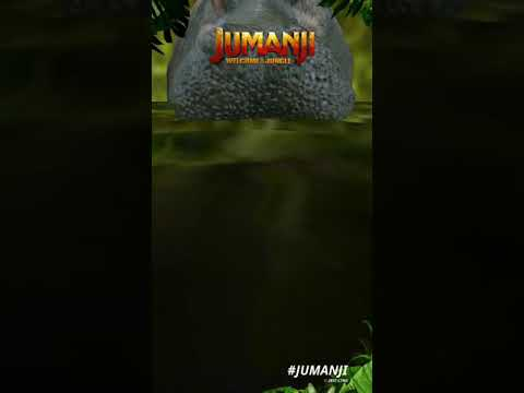 Jumanji Snapchat Filter W MrAlanC
