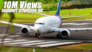 Video Video Ekslusif! Lihat Dengan Jelas Proses Pesawat Terbang Sriwijaya Air Take Off MP3, 3GP, MP4, WEBM, AVI, FLV Mei 2017
